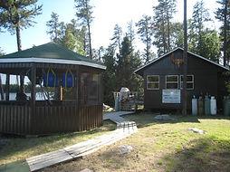 Sakwite Lake Cabin