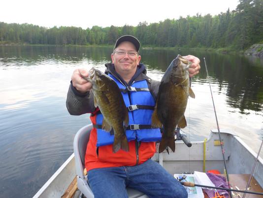 smallmouth bass Ontario