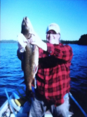 Lake trout Ontario