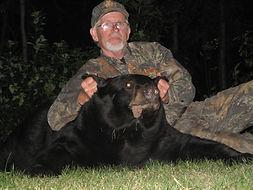 TrophyCanadian black ber hunt