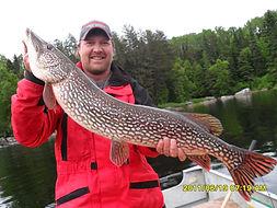 Trophy Pike Fishing