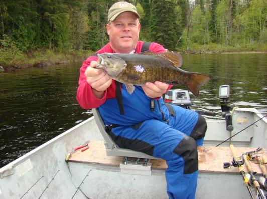 bass in Canada