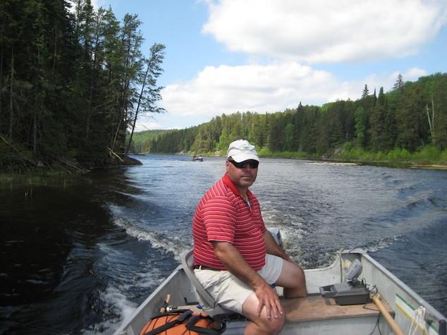 Canadian fishing trip