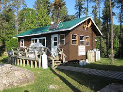 Sakwite Lake Fly In Outpost