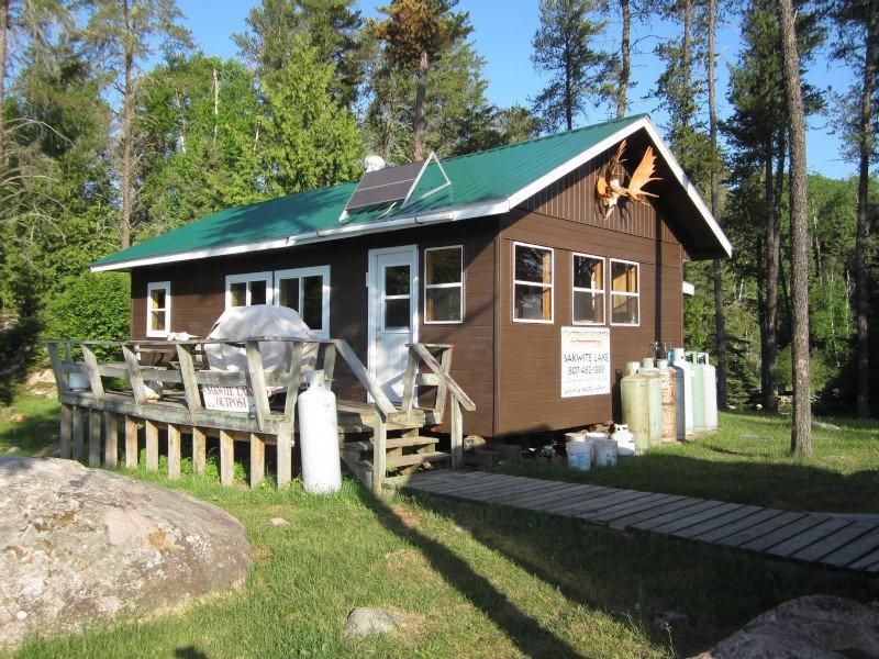 Sakwite Lake outpost