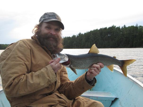 Dogfly Lake lake trout