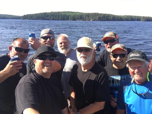 Fly in fishing trips