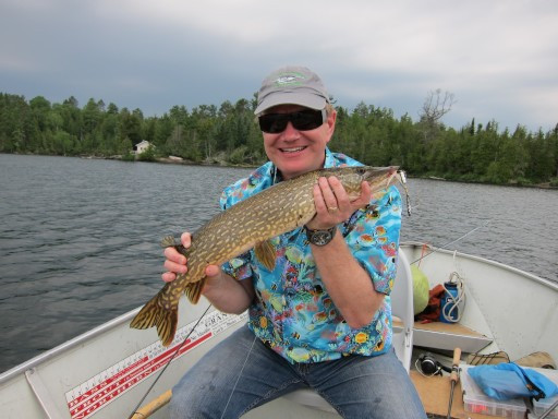 pike in Ontario