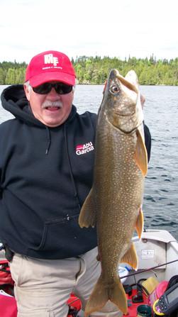 lake trout Canada