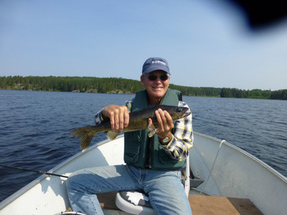 Ontario walleye