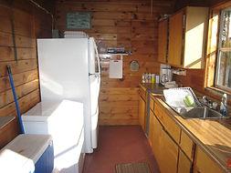 Sakwite Lake fishing cabin
