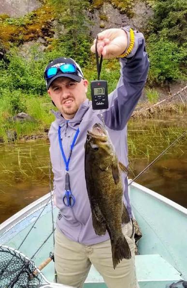 smallmouth fishing