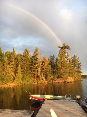 Ontario rainbow