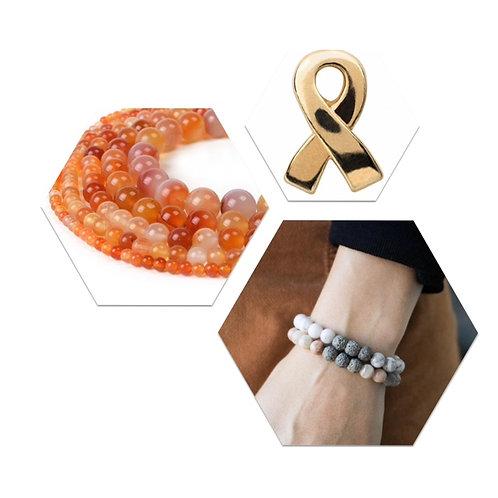 Essential Oil Beaded Bracelet