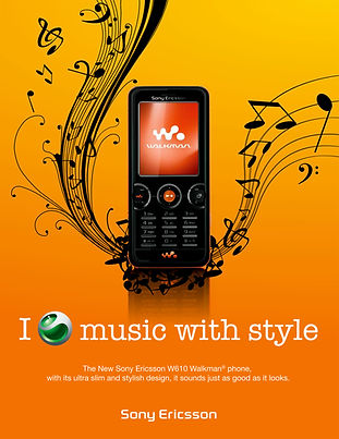 Sony Ericsson Music with Style