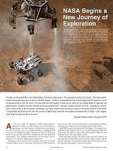 Nasa Tech Briefs Mars