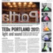 Portland Tribune Business Tribune Pamplin Media TedX