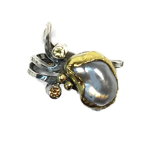 Mermaid Treasure Ring