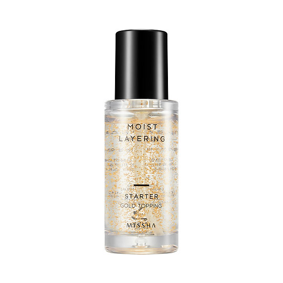 MISSHA Moist Layering Starter Gold Topping