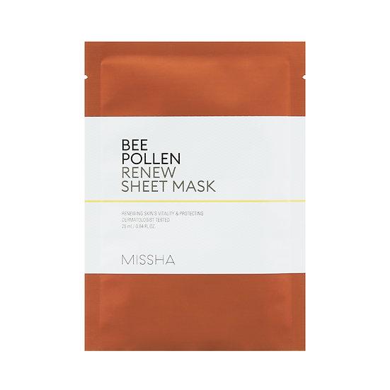 MISSHA Bee Pollen Renew Mask