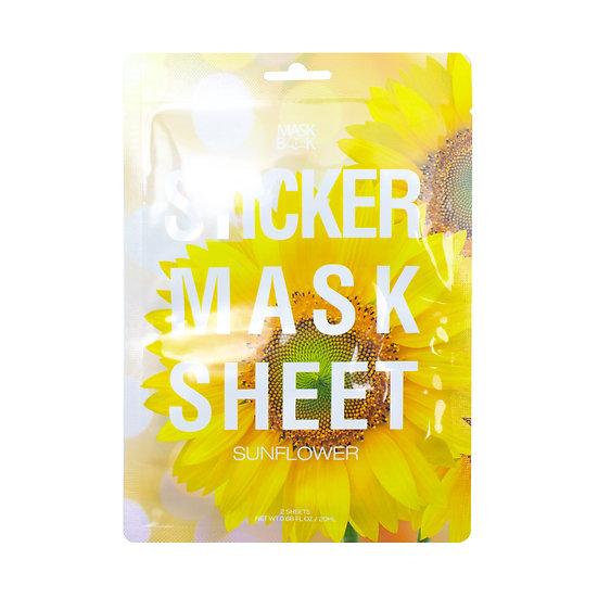 MÓA MOA Maskbook Sticker Sheet Mask