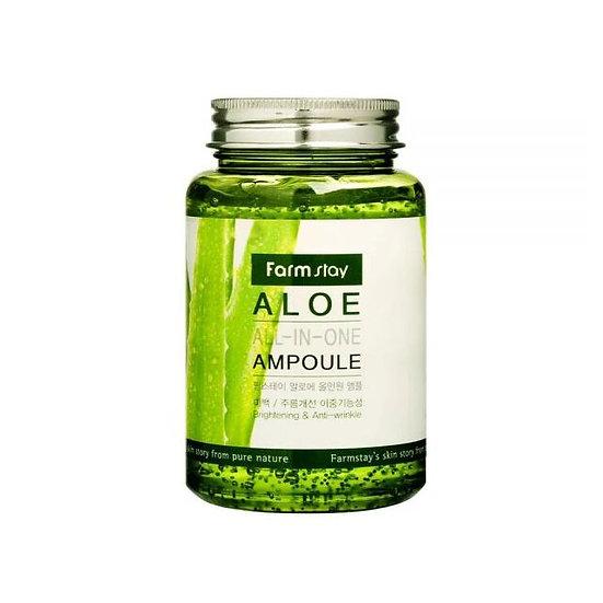 FARMSTAY All In One Ampoule Aloe