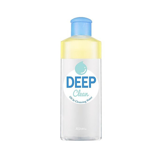 A'PIEU Deep Clean Oil In Cleansing Water