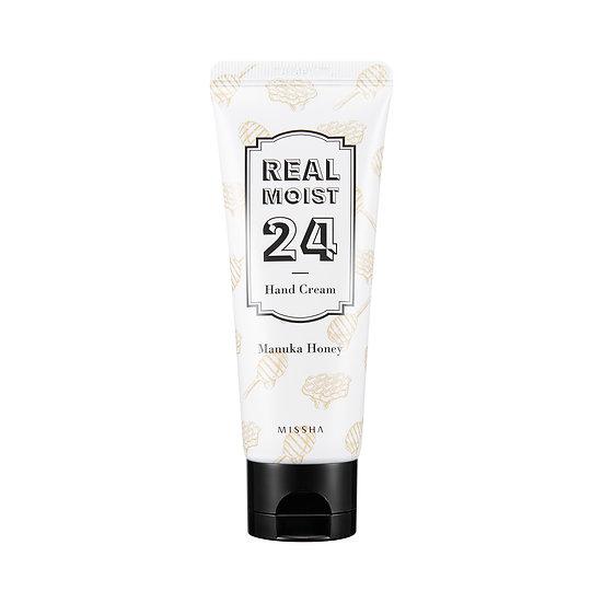 MISSHA Real Moist 24 Hand Cream