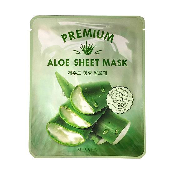 MISSHA Premium Aloe Sheet Mask