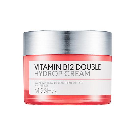 MISSHA Vitamin B12 Double Hydrop Cream