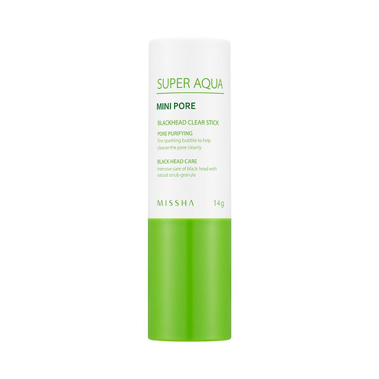 MISSHA Super Aqua Mini Pore Black Head Clear Stick