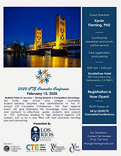 2020 CTE Counselor Conference Flyer-page