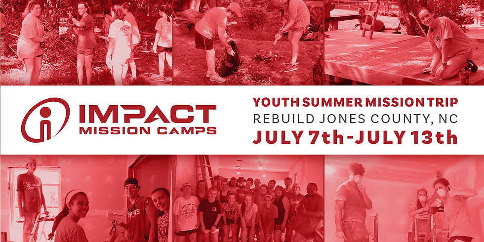 Youth Summer Mission Camp
