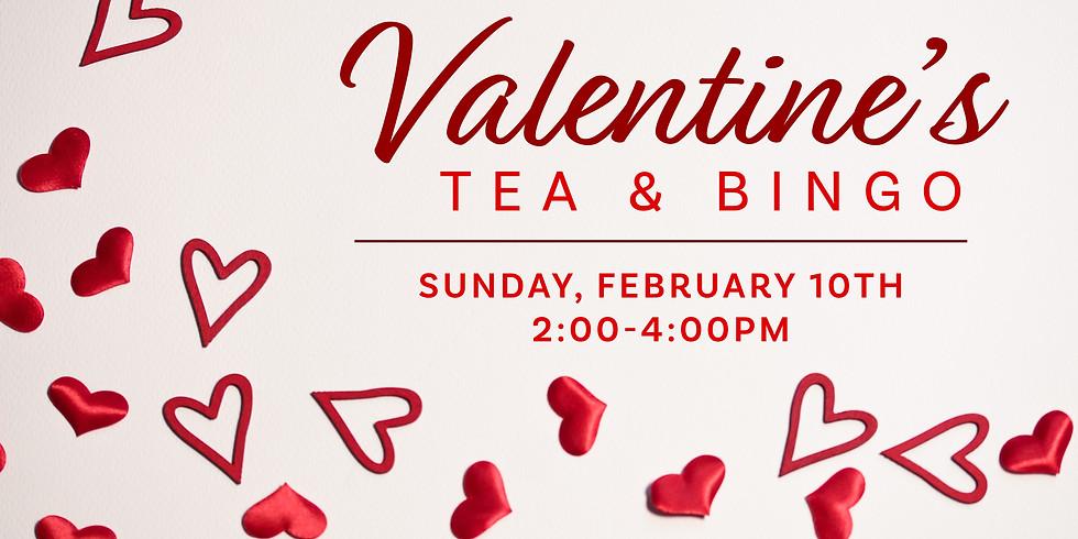 Valentine's Tea & Bingo