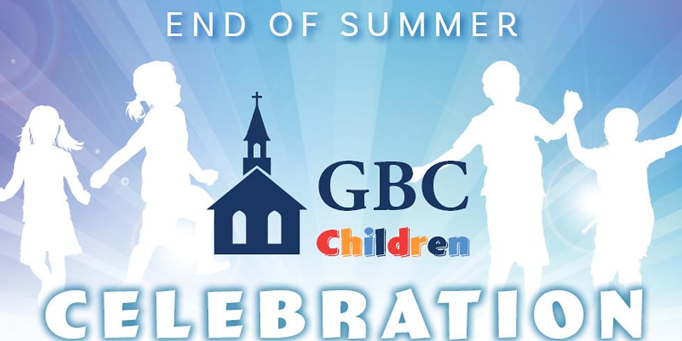 GBC Children's Celebration
