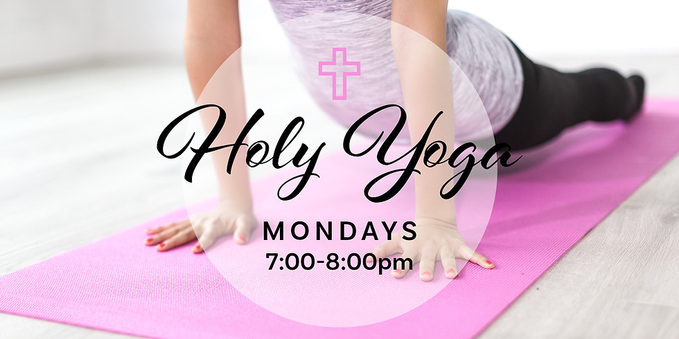 Holy Yoga Class