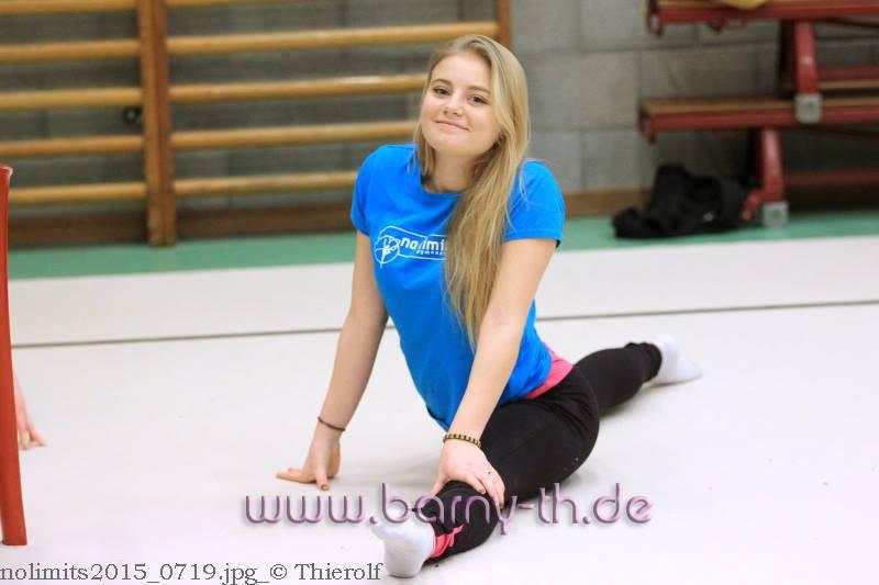 During training