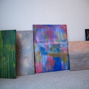 Left to right: Emerald - Blossom - Candybar - Seasight - Frida