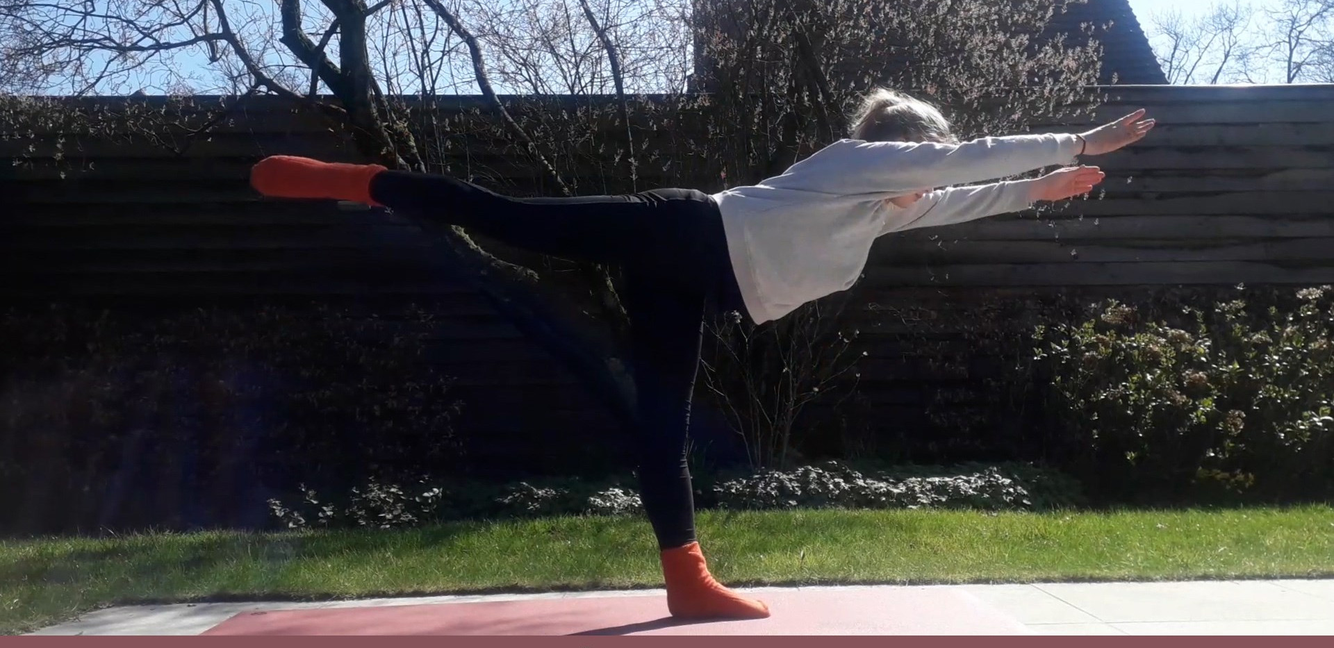 Yoga timelapse