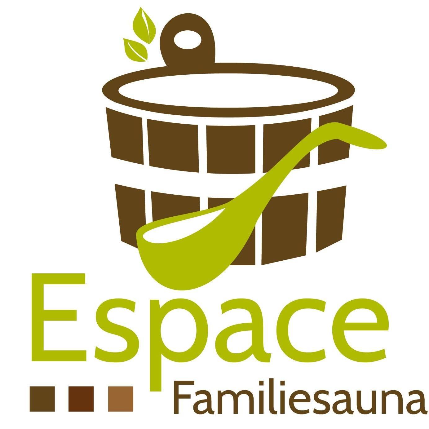 Visual Identity Familiesauna Espace