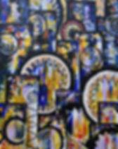 elena-gontcharova-painting-abstract-city