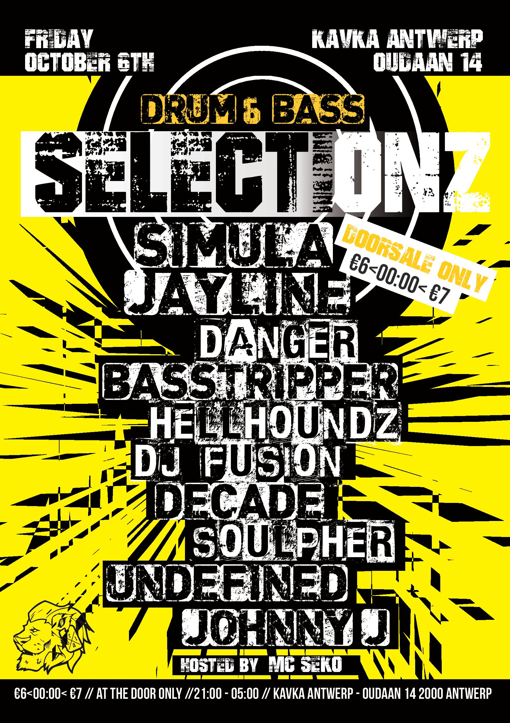 Flyer Selectionz