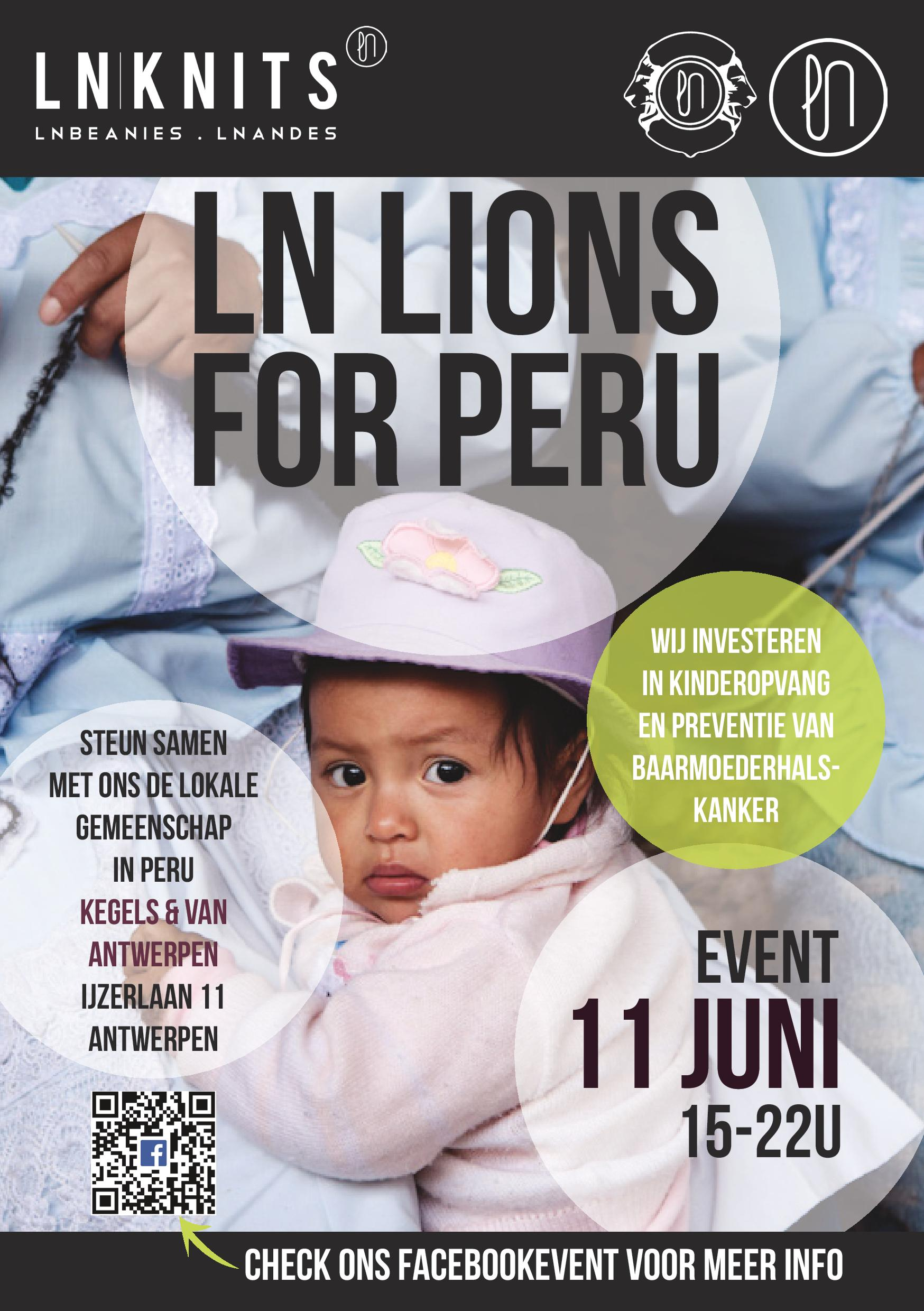 LN Lions for Peru
