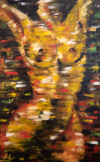 elena-gontcharova-fierce-lady-painting.j