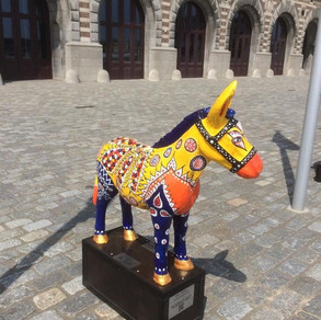 Andalucia at havenhuis Antwerp