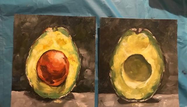 Avocado varnishing