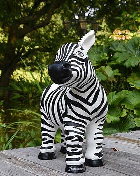 elena-gontcharova-zebra-donkey-sculpture