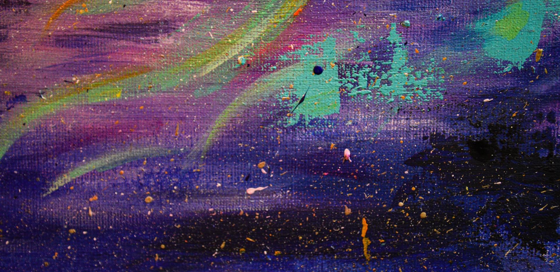 """""""Aurora"""" detail"""