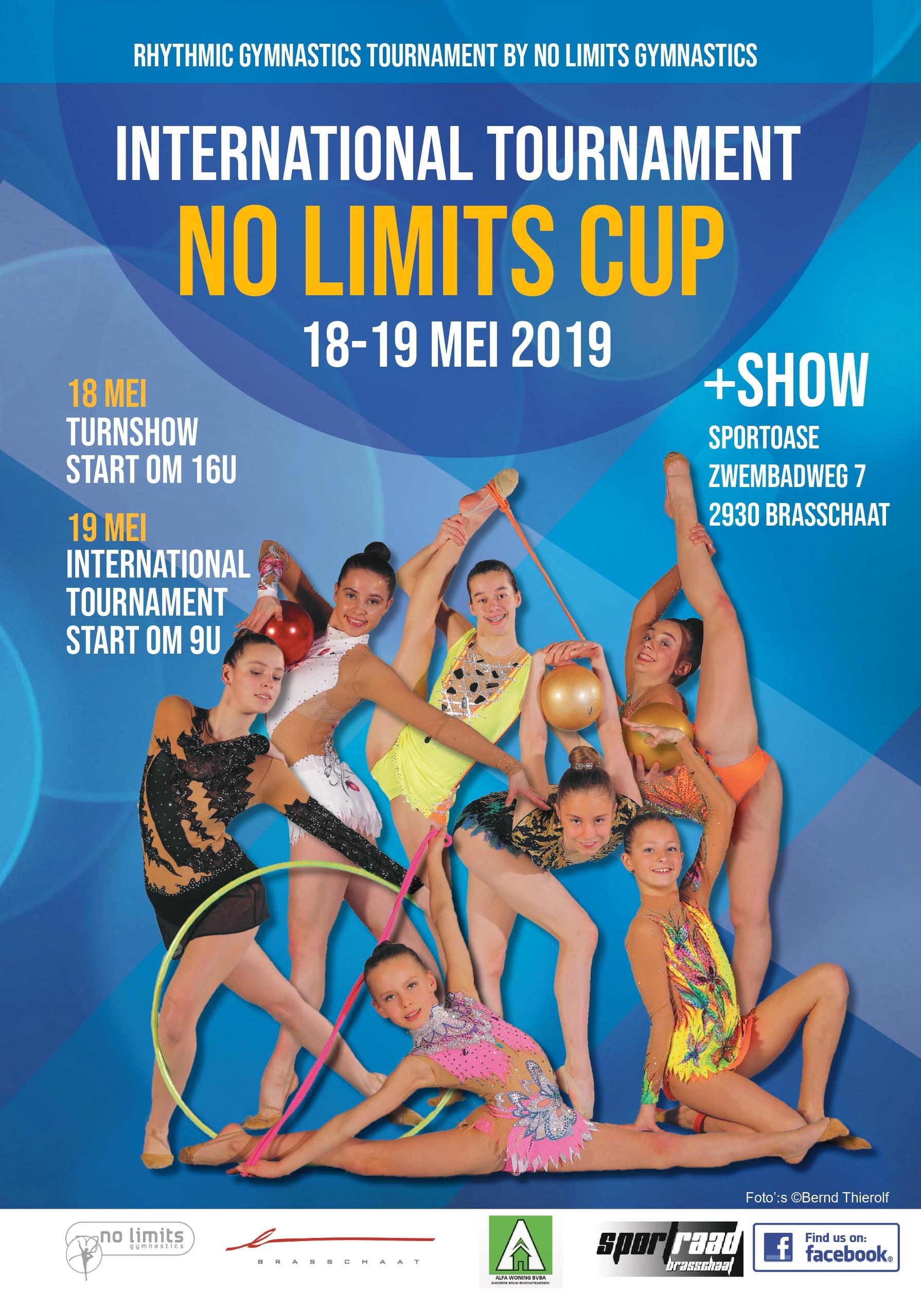 Poster No Limits Cup 2019