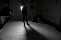 Studio photoshoot - Alexis Vanneste